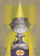 Chalice - Screenprint 107cm x 76cm